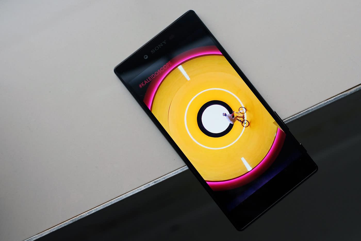 The Xperia Z5 Premium's UHD screen broke my heart