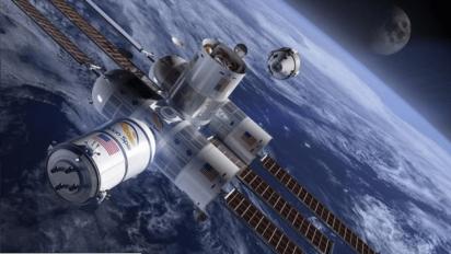 Nel 2022 aprirà il primo hotel orbitante