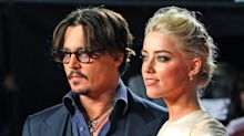 Johnny Depp Claims Ex Amber Heard 'Punched Him Twice in the Face' as She Denies Allegation