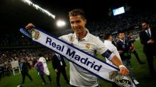 Ronaldo hands Real first La Liga title since 2012