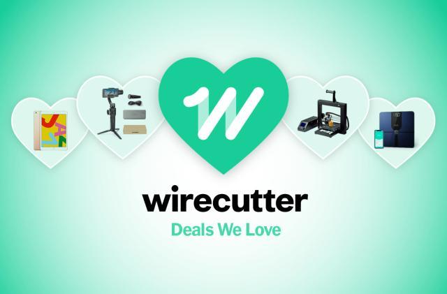 Wirecutter's best deals: Apple's 7th-gen iPad (128GB) drops to $400