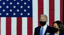Kamala Harris walks back Biden's call for a nationwide mandate to wear a mask
