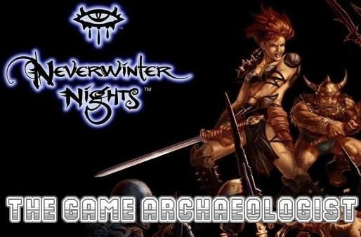 The Game Archaeologist: The persistent worlds of Neverwinter Nights 1 & 2