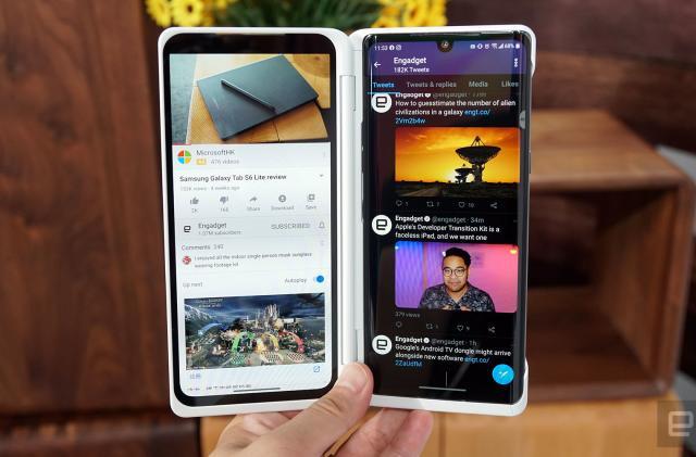 LG Velvet hands-on: The case for mid-range, dual-screen phones