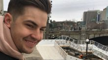 Lone Ottawa competitor gearing up for Red Bull Crashed Ice