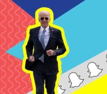Joe Biden's new Snapchat lens lets supporters attend virtual inauguration as they are banned from real one