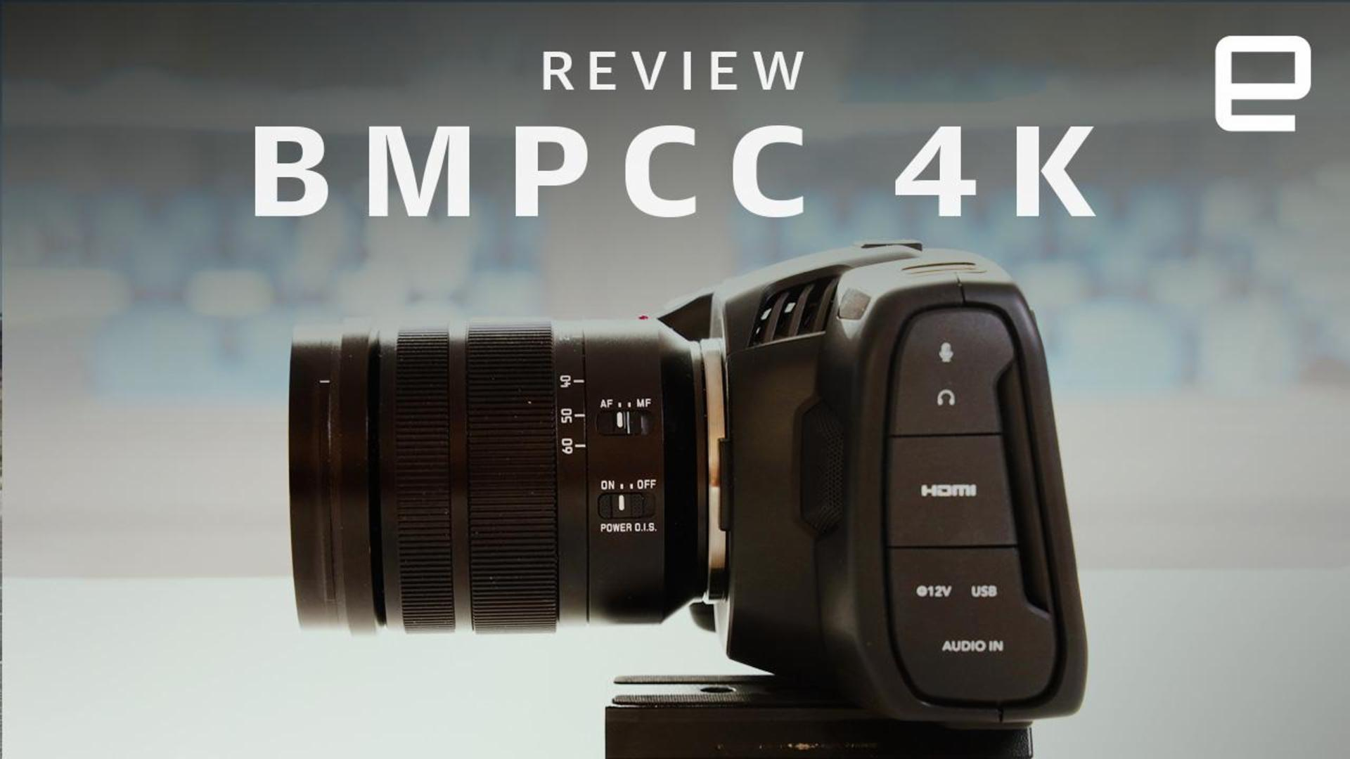 Blackmagic Pocket Cinema Camera 4k Review Video Kaos Kamera Photograph 3