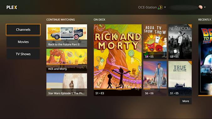 Plex's redesigned desktop media player comes with 4K support