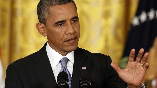 Obama warns GOP over threats to ObamaCare