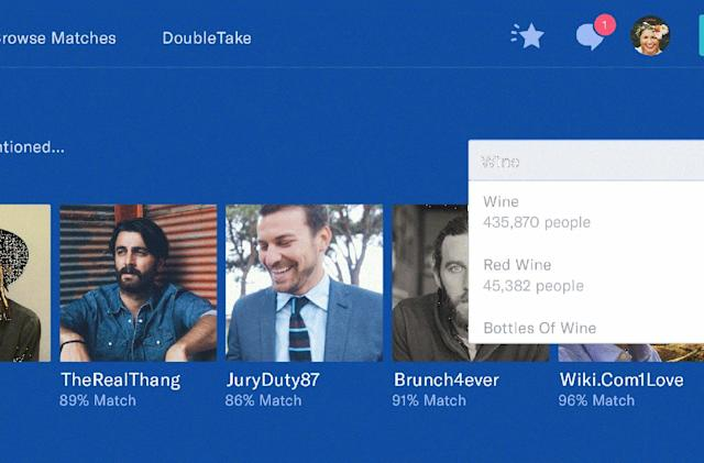 OKCupid hopes interest searches will replace swipes in dating apps
