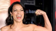 Rosario Dawson Is Definitely Ready for a 'Star Wars' Role