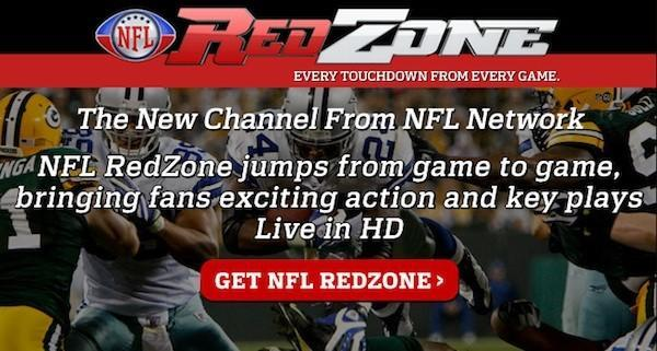 It's game day, who's got the NFL RedZone Channel?