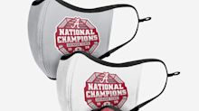 Where to buy Alabama College Football Playoffs national champions face covers