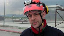 James Le Mesurier, British ex-army officer who trained Syria's White Helmets, found dead in Istanbul
