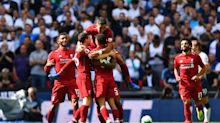 LIverpool maintain dream start as Klopp's men see off disappointing Tottenham at Wembley