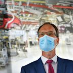 Carmaker Opel offers plants for COVID-19 vaccination centres in Germany