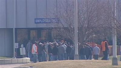 Novelty Toy Prompts Evacuation At GM Plant