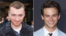 Sam Smith spotted kissing '13 Reasons Why' star Brandon Flynn