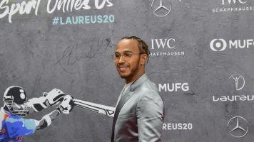Laureus Awards: Hamilton und Messi als beste Sportler ausgezeichnet