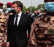 Who killed Chad's warrior king? Macron flies into murder mystery troubling the West