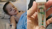 Mum's desperate warning after son ends up in hospital due to popular toy