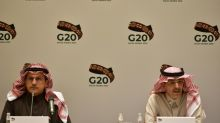 Saudi hosts G20 talks on virus recovery, debt crisis