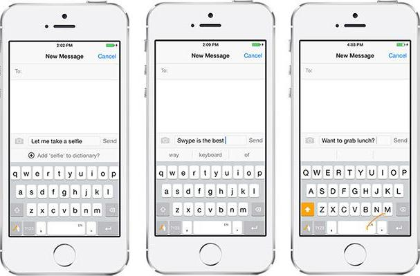 Swype for iOS 8 understands 16 new languages and suggests emoji