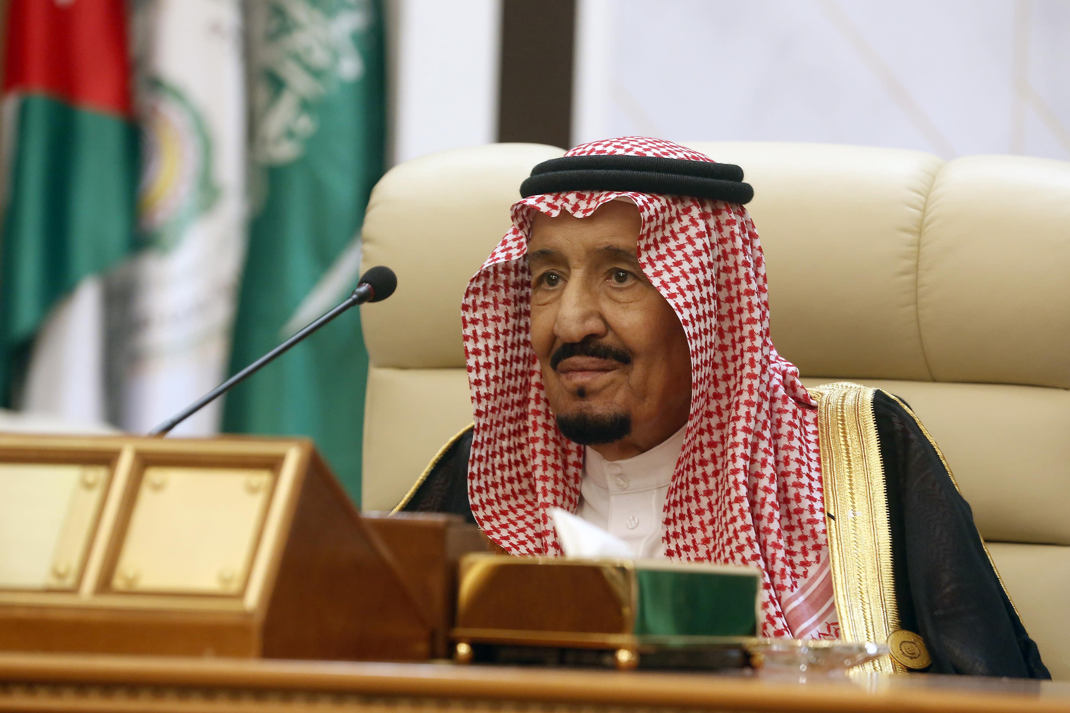 Saudi King Salman's bodyguard shot dead