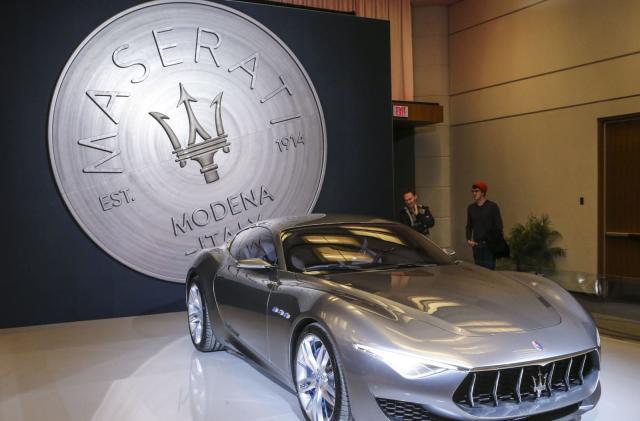 Maserati's electric Alfieri two-seater coming in 2020