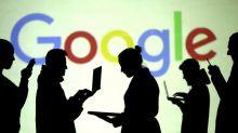 Amende record en vue pour Google