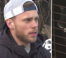 Gus Kenworthy Visits Dog Meat Farm in Korea: 'One of the Saddest Places I've Ever Been'