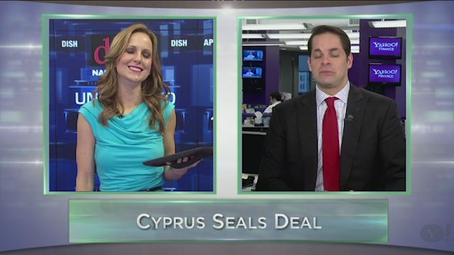 Hot Stock Minute: Cyprus Solution