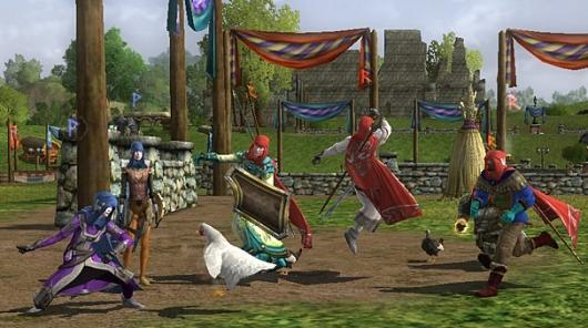 Chicken hockey returns to Lord of the Rings Online