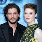 You Can Actually Watch the Moment Kit Harington and Rose Leslie Fell in Love