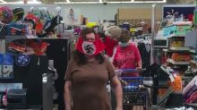 'You're sick': Couple wear swastika face coverings in US Walmart