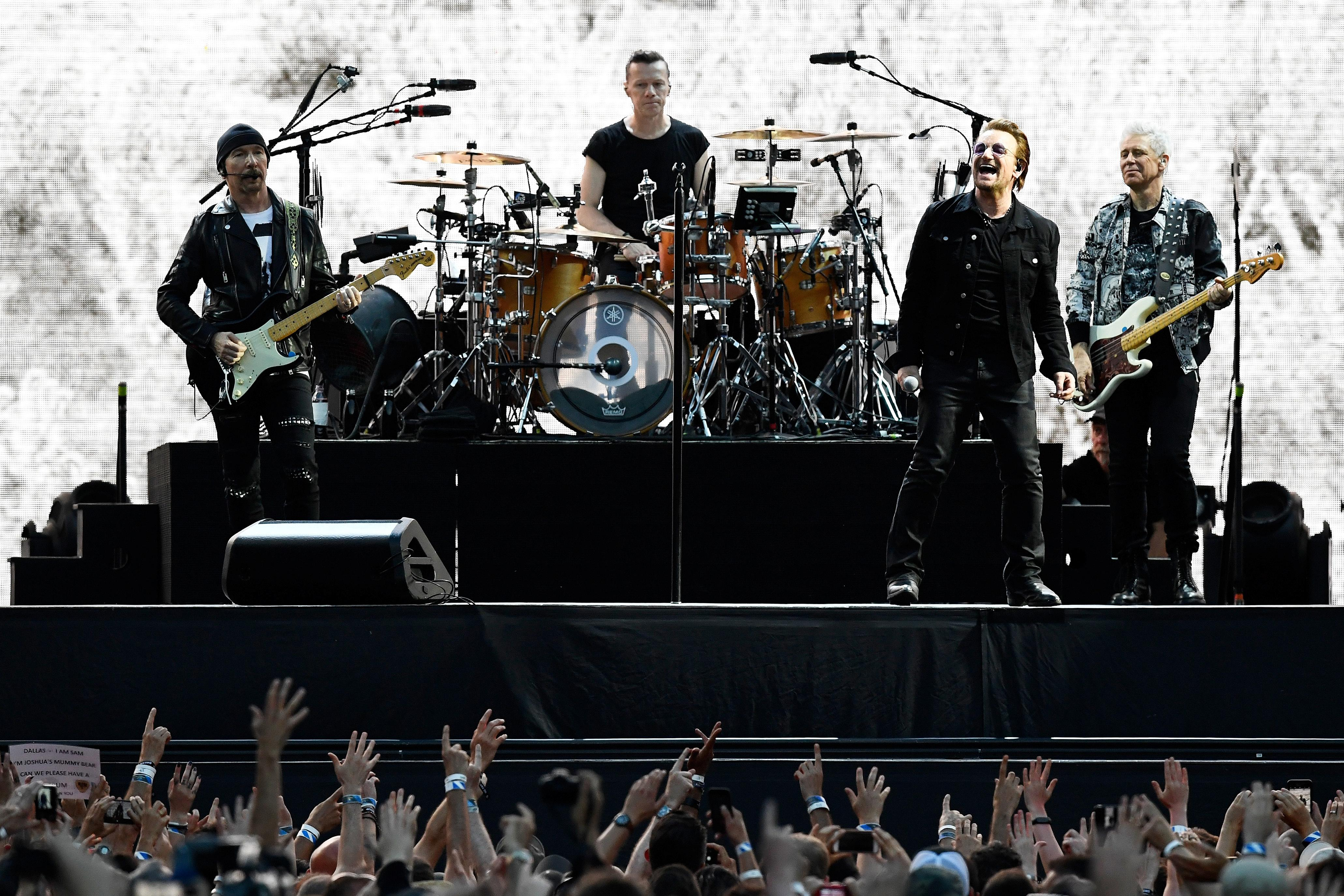 Date confirmed for U2's first Singapore gig: 30 November