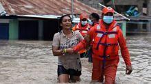 Laura e Marco: as tempestades tropicais que assustam a América Central e os EUA