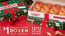 How to take advantage of Krispy Kreme's 'Day of Dozens' for cheap donuts