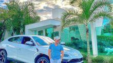 Eduardo Costa coloca mansão à venda por quase R$ 12 milhões