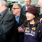 Huawei CFO Meng Wanzhou was carrying an iPhone when she was arrested last year