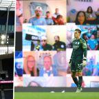 UK government coronavirus latest: Fans won't be allowed back into Premier League stadiums as Boris Johnson issues six-month prediction