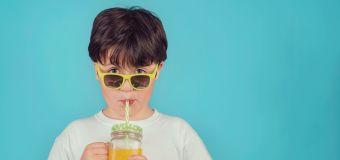 Niños corren peligro al tomar estas bebidas
