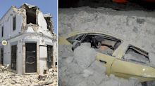 Two tourists killed and 120 injured after earthquake hits Greek and Turkish holiday islands