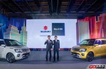 THE NEW IGNIS 馭電進化 SUZUKI首部HYBRID車款,售價68萬元正式登台上市
