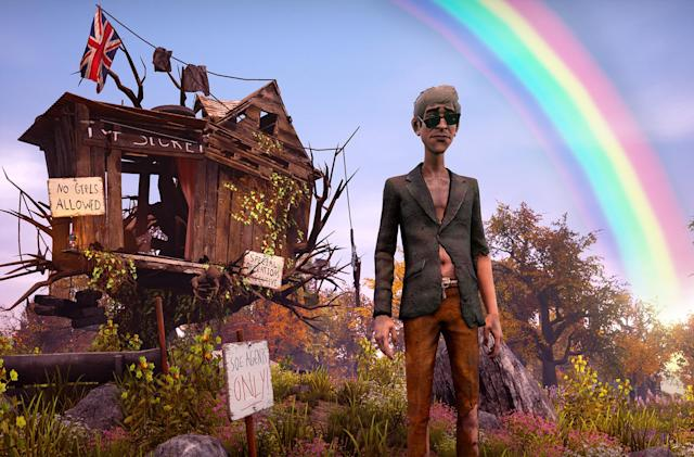 Survival game 'We Happy Few' is delayed until summer