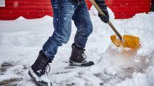 Schneeräumen – eiskalt Steuern sparen