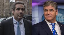 Here's How Fox Handled the News That Sean Hannity Was Trump Lawyer's 'Third Client'