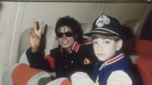 Video resurfaces of Michael Jackson 'shopping for wedding rings' with boy