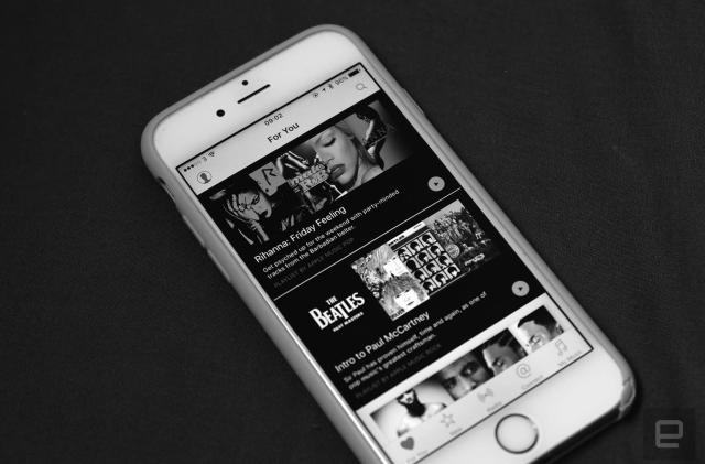 Apple Music's new student plan cuts subscriptions in half