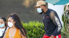 Jordyn Woods & Karl-Anthony Towns Spotted On Another Dinner Date After Romance Speculation